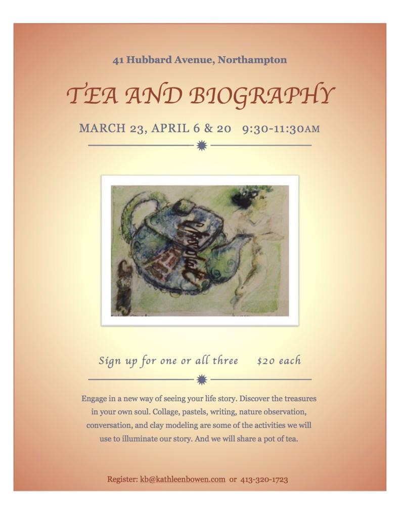 Tea and Biography